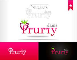 imdadkhan tarafından Design a Logo and name for homebased business of fruit jams and spreads için no 22