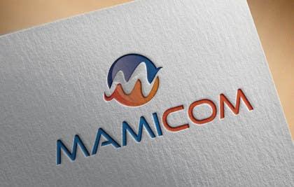 Nro 190 kilpailuun MAMICOM Company logo design käyttäjältä alyymomin