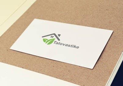 Nro 107 kilpailuun Design logo for Talovastike, a fresh new company käyttäjältä smnoyon55