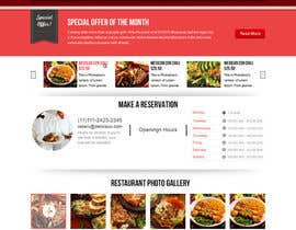 #21 cho Restaurant Website Needed bởi himel302