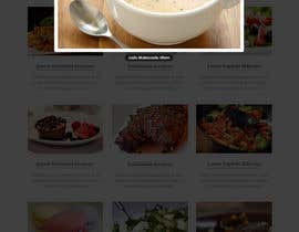 #9 cho Restaurant Website Needed bởi gerardway
