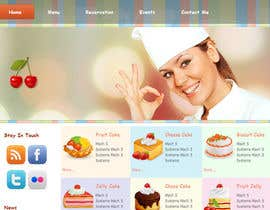 #14 cho Restaurant Website Needed bởi Mach5Systems