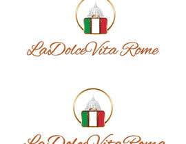 #33 untuk Disegnare un Logo for online Store: LaDolceVita Rome oleh vasked71