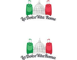 #34 for Disegnare un Logo for online Store: LaDolceVita Rome by vasked71