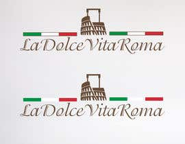#37 for Disegnare un Logo for online Store: LaDolceVita Rome by GeorgeMiho