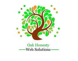 #5 for Design a Logo for Oak Honesty Web Solutions af mwarriors89