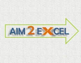 #35 for Design a Logo for Aim2Excel af Lalit89750