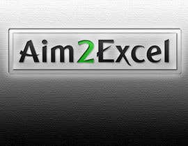 #24 untuk Design a Logo for Aim2Excel oleh workformoney96