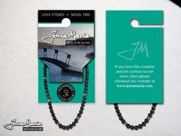 chubbycreations tarafından Create Packaging Designs for handmade lava jewelery için no 13