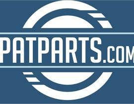 #52 for Design a Logo for patparts.com af rohit4sunil
