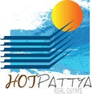 Proposition n° 67 du concours Graphic Design pour Design a Logo for REAL ESTATE company named: HOTPATTAYA