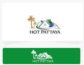 #135 for Design a Logo for REAL ESTATE company named: HOTPATTAYA af praslazeeshan123