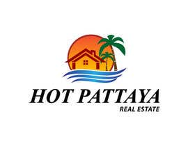 #117 for Design a Logo for REAL ESTATE company named: HOTPATTAYA af brandcre8tive