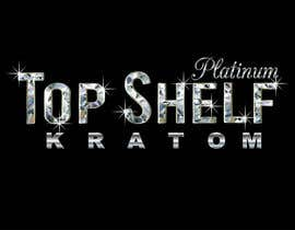 #61 untuk Design a Logo for Top Shelf Kratom oleh ricardosanz38