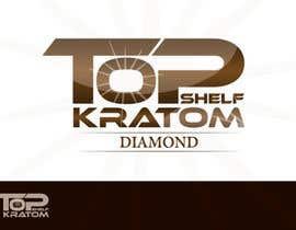 Nro 14 kilpailuun Design a Logo for Top Shelf Kratom käyttäjältä vasked71