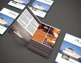 #25 for Design a Flyer for luxury yacht charter af bagas0774