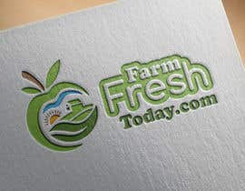 #22 untuk Design a Logo for FarmFreshToday.com oleh OnePerfection