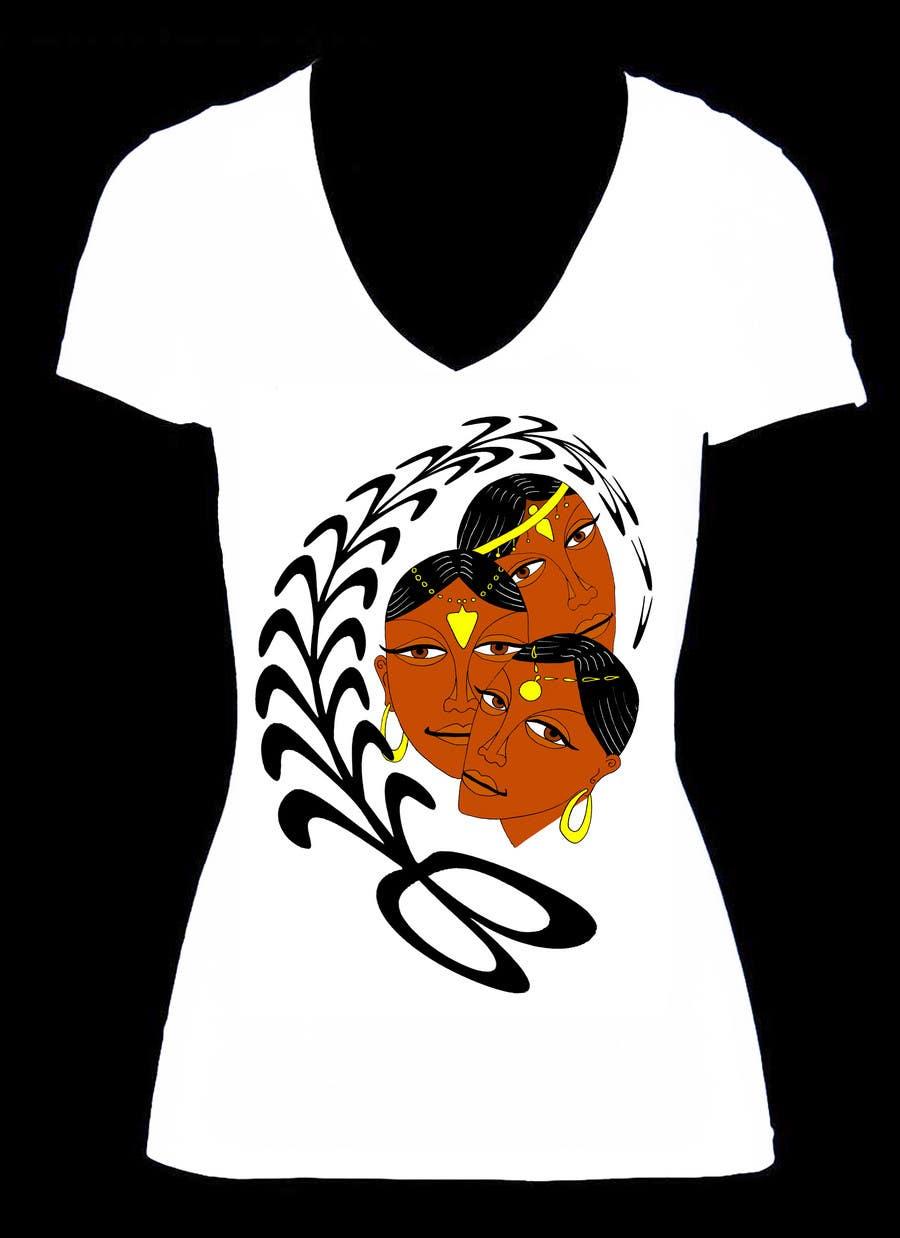 Contest Entry #15 for Artistic & Original Shirt Design