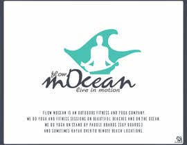 #24 for Design a Logo for flow mOcean by elmadoo