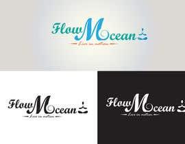 #44 for Design a Logo for flow mOcean by faisalaszhari87