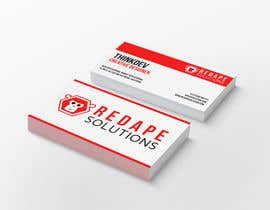 nº 191 pour Design a Logo + Business Card for Red Ape Solutions! par himel302