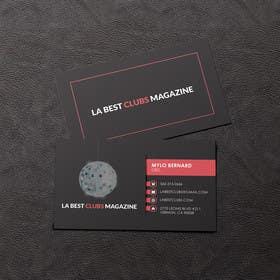 #10 cho LABESTCLUBS MAGAZINE BUSINESS CARD bởi rzr9
