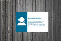 Graphic Design Entri Peraduan #94 for Business Card Design for retail pharmacist based in Sydney, Australia
