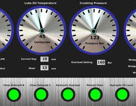 #13 for Machine Dashboard by polina0205