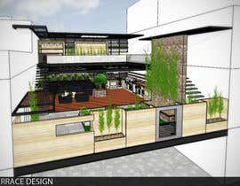 #41 for Open terrace design by asadahmed07
