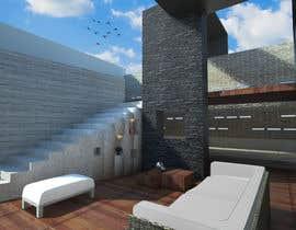 #51 for Open terrace design af MIPIMEN07