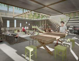#32 for Open terrace design af arnoldedvard