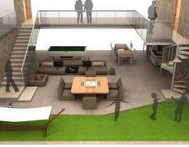 #52 for Open terrace design af pladkani