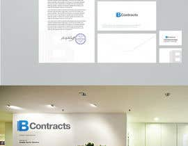 #27 untuk Diseñar un logotipo for administracion system contracts oleh Christina850