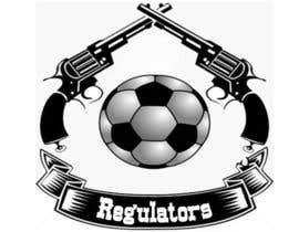 Nro 16 kilpailuun Regulators Soccer Club käyttäjältä Logo199