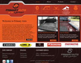 #4 untuk Build a Website for Primary Auto Trading oleh ntandodlodlo