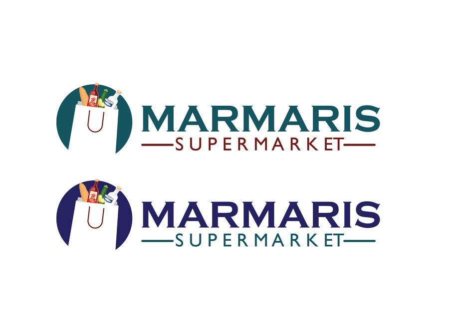 Penyertaan Peraduan #42 untuk Design a Logo for turkish supermarket