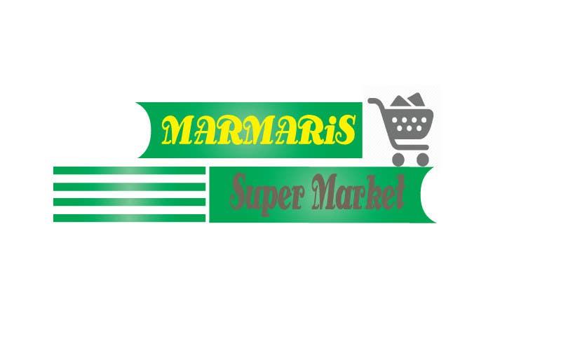 Penyertaan Peraduan #34 untuk Design a Logo for turkish supermarket
