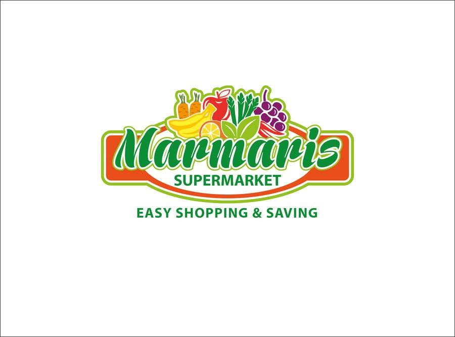design a logo for turkish supermarket freelancer