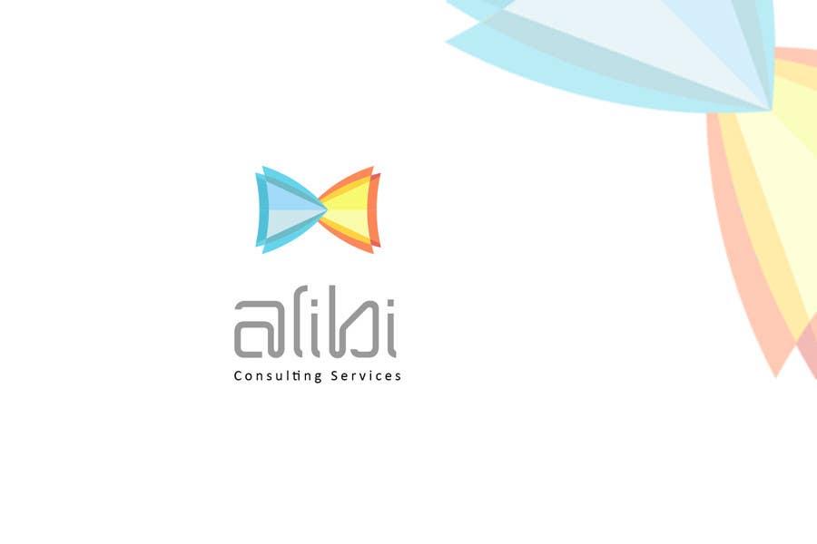 "Bài tham dự cuộc thi #                                        113                                      cho                                         Design a Logo for ""Alibi Consulting Services"""