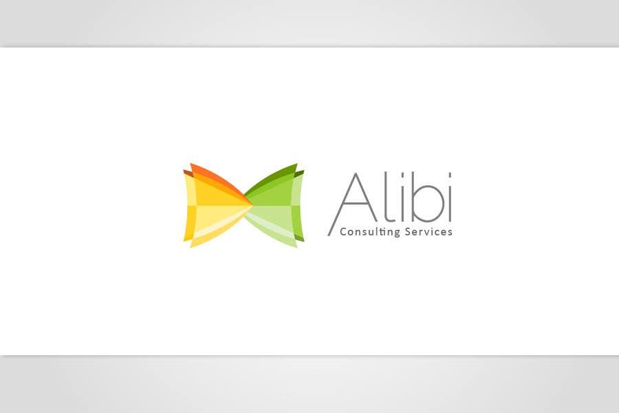 "Bài tham dự cuộc thi #                                        306                                      cho                                         Design a Logo for ""Alibi Consulting Services"""
