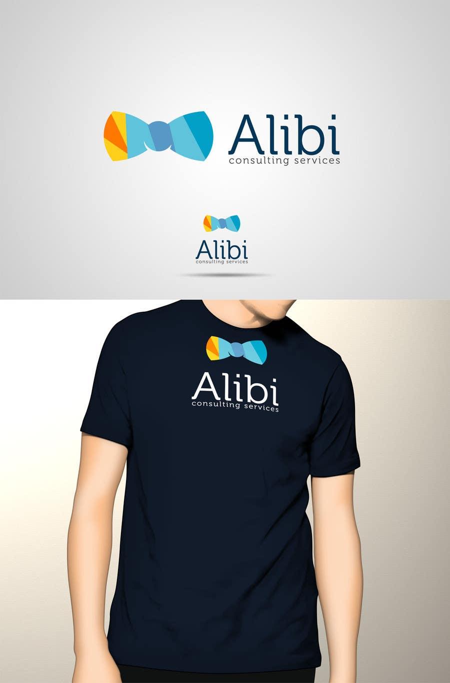 "Bài tham dự cuộc thi #                                        298                                      cho                                         Design a Logo for ""Alibi Consulting Services"""