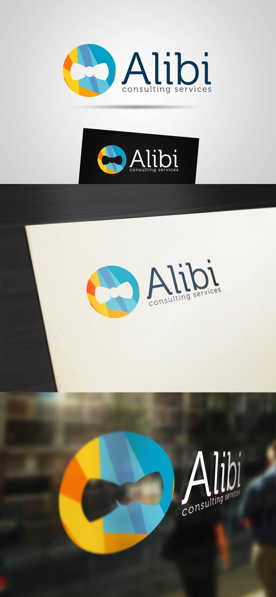 "Bài tham dự cuộc thi #                                        361                                      cho                                         Design a Logo for ""Alibi Consulting Services"""