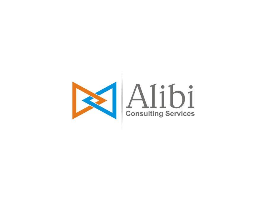 "Bài tham dự cuộc thi #                                        319                                      cho                                         Design a Logo for ""Alibi Consulting Services"""