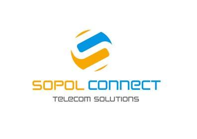 #50 for Zaprojektuj logo for SOPOL Connect af liliportfolio
