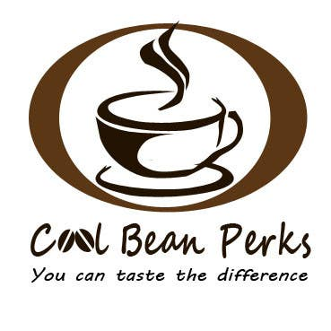 #21 for Design a Logo for Cool Bean Perks Coffee by goez60