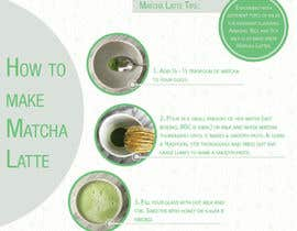 #14 cho Design TWO how-to flyers for making japanese tea bởi monikakoeva