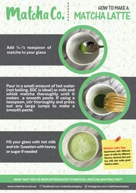 #9 untuk Design TWO how-to flyers for making japanese tea oleh xpertsart