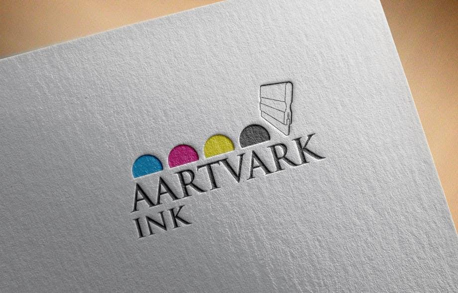 Kilpailutyö #57 kilpailussa Design a Logo for Aartvark Ink