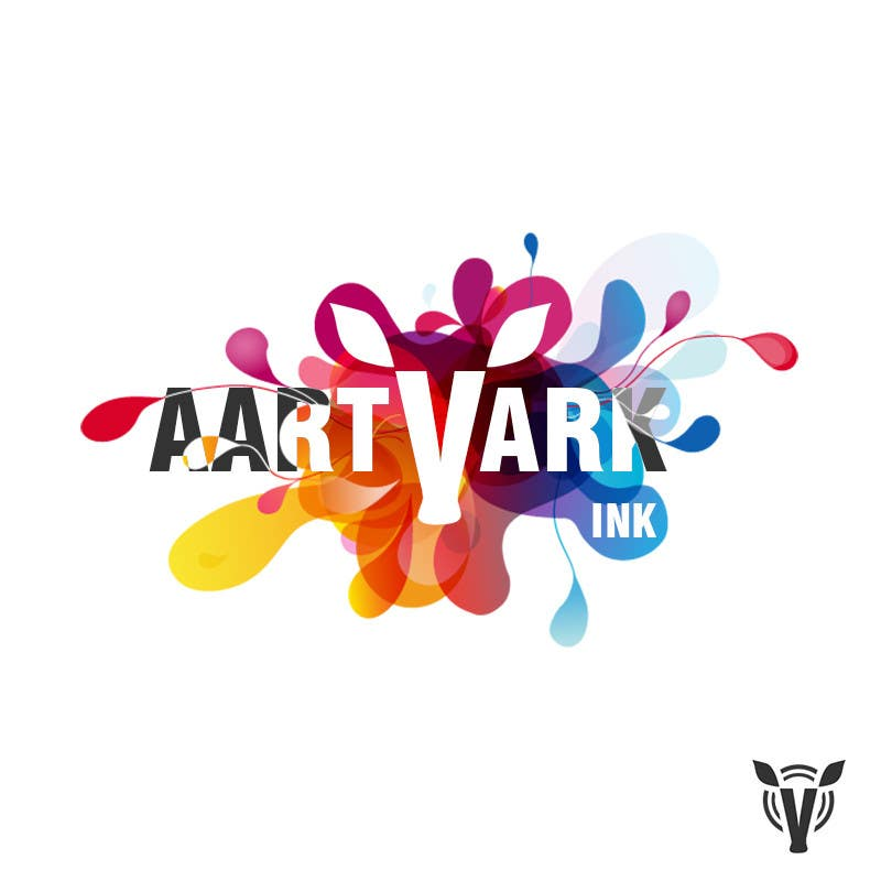 Kilpailutyö #191 kilpailussa Design a Logo for Aartvark Ink