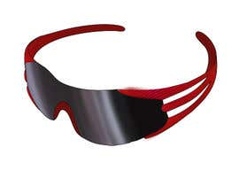 nyutakravchenko tarafından Design some modern,very lightweight sports sunglasses (cycling, triathlon, running) için no 25